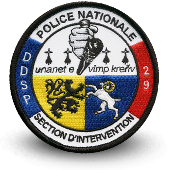 SECTION D'INTERVENTION FINISTERE