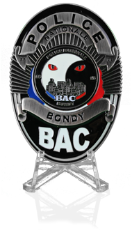 Plaque Police BAC Bondy