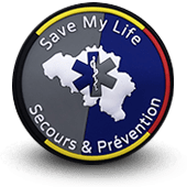 Ecusson PVC SAVE MY LIFE